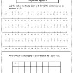 Free Skip Counting Worksheets   Free Printable Skip Counting Worksheets