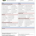 Free Templates For House Cleaning Checklist   House Cleaning - Free Printable House Cleaning Checklist