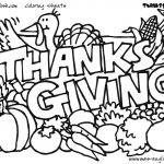 Free Thanksgiving Coloring Pages For Kids   Free Printable Turkey Coloring Pages
