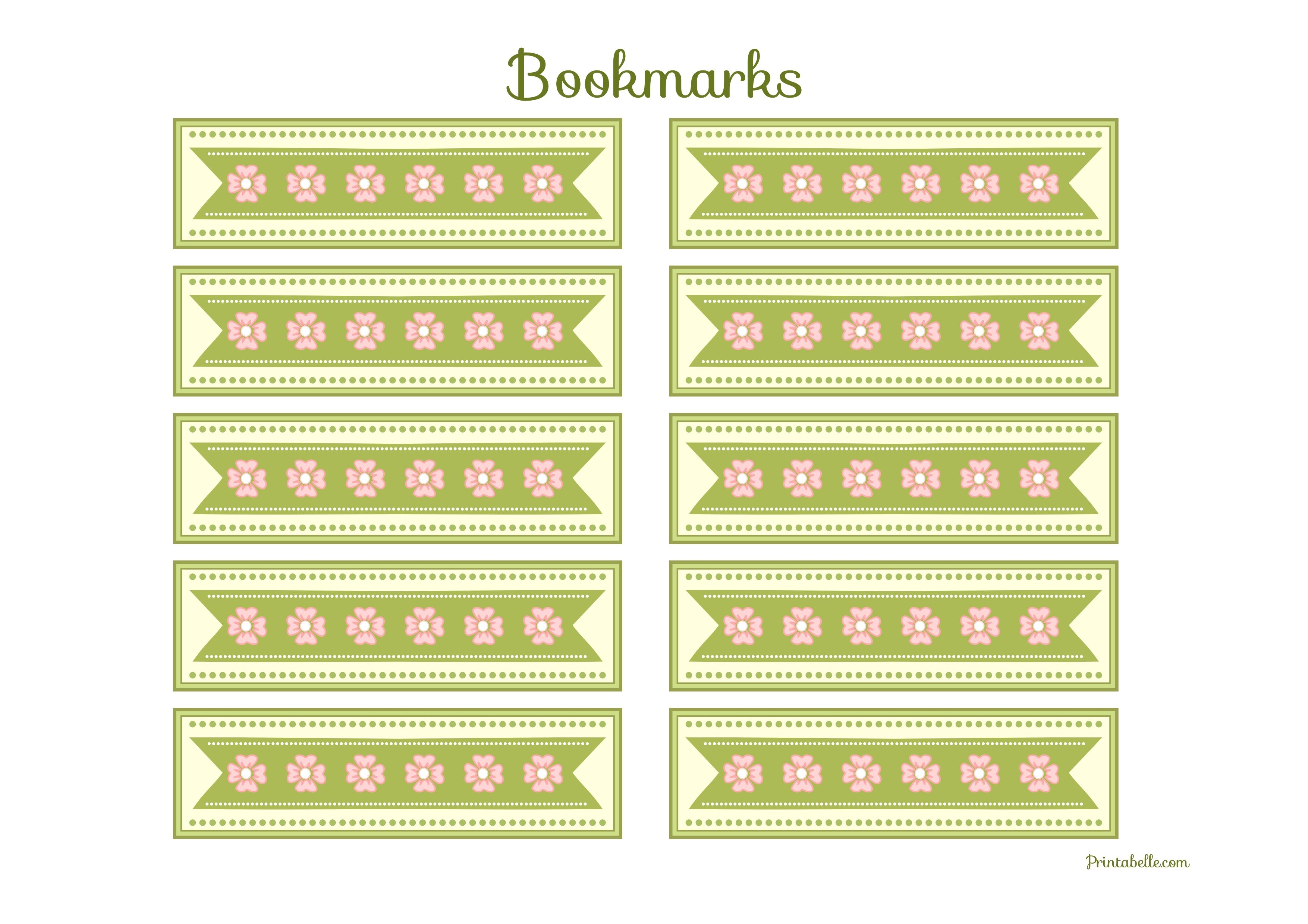 Free Vintage Baby Shower Printables From Printabelle   Vintage Baby - Free Printable Baby Bookmarks