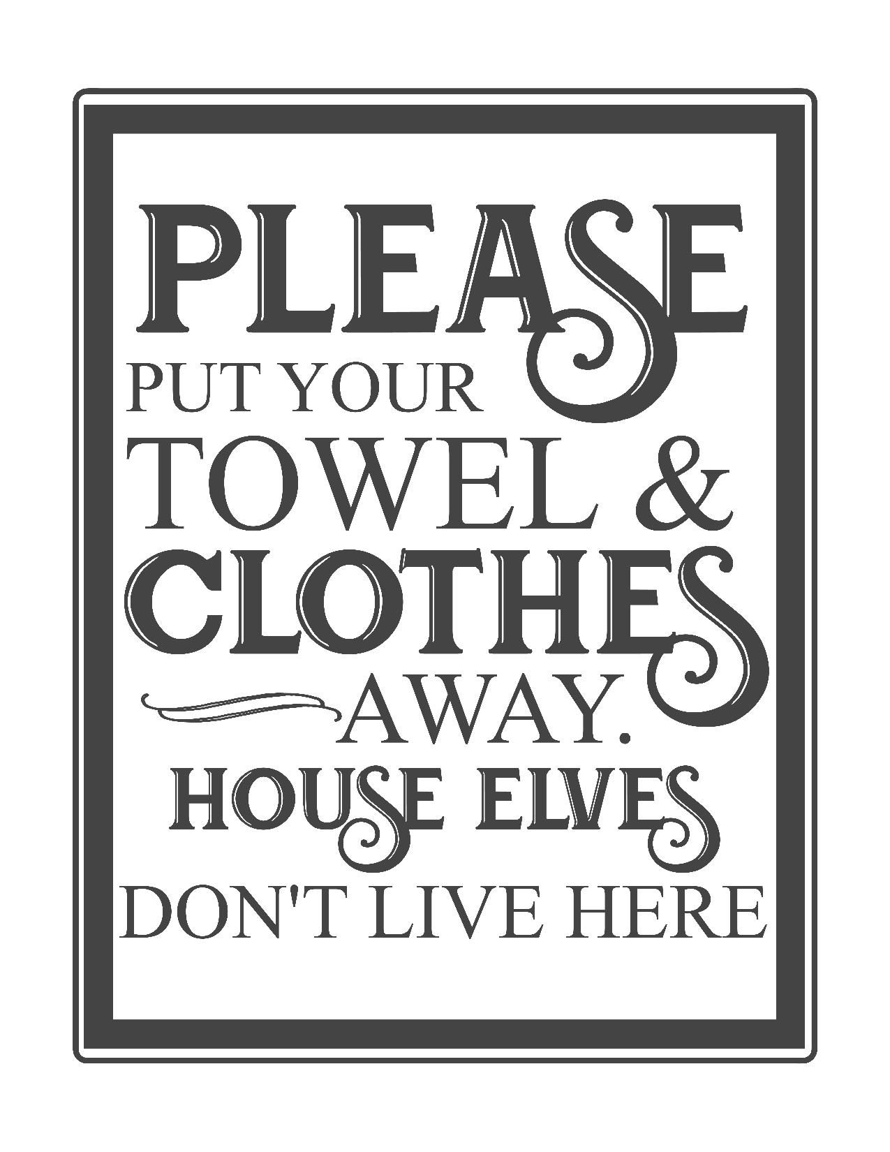 Free Vintage Bathroom Printables | Hobbies And Crafts | Pinterest - Free Printable Bathroom Quotes