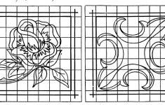 Free Printable Latch Hook Patterns