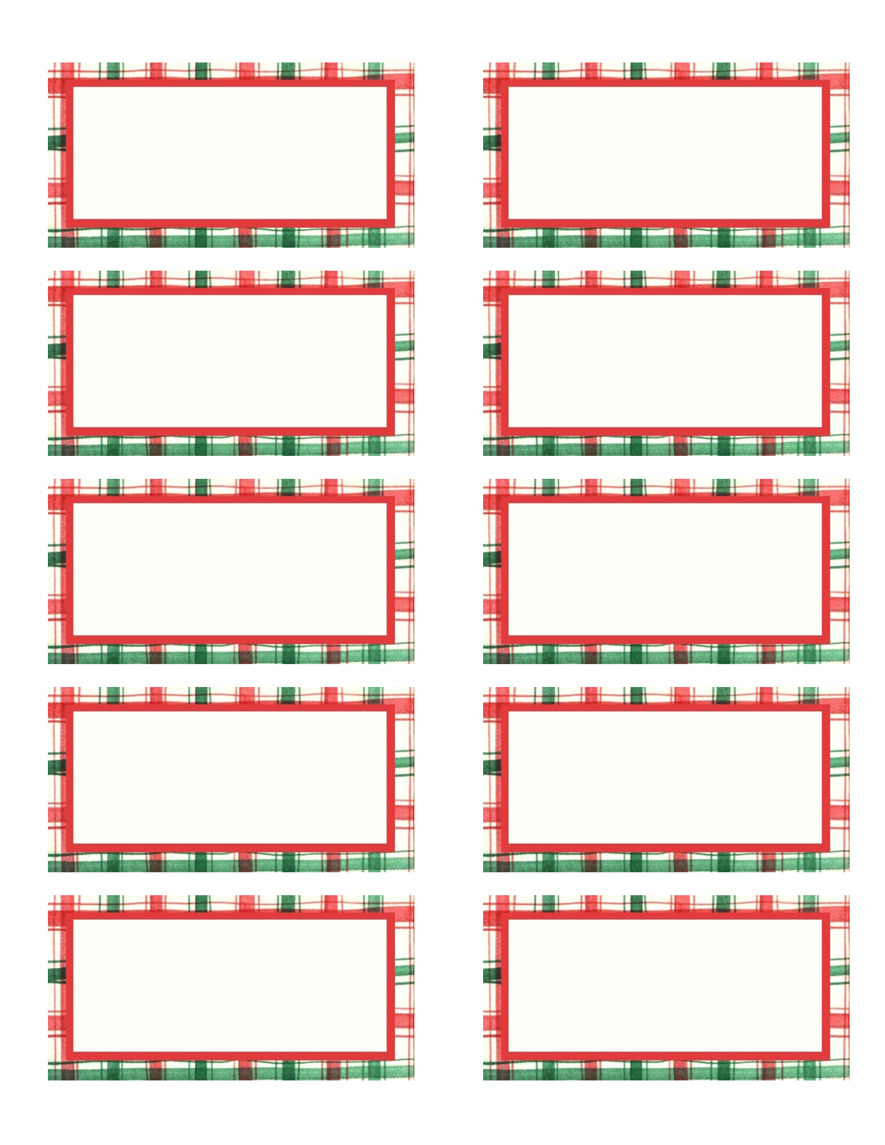 Free+Avery+Christmas+Tag+Label+Template | The Teacher In Me - Free Printable Labels Avery 5160