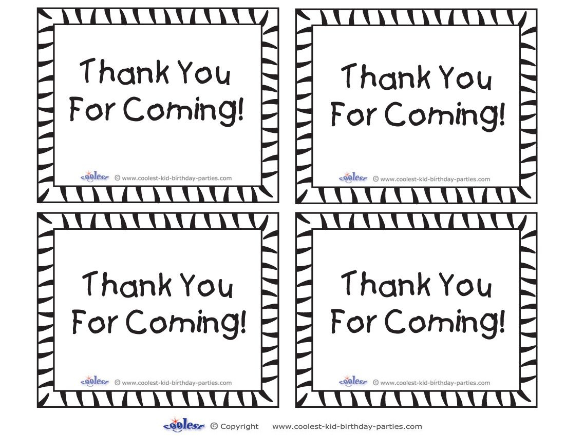 Free+Printable+Tags+Thank+You+Cards | Tags | Pinterest | Free - Free Printable Thank You Cards Black And White