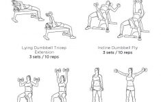 Full Body Workout: My Custom Printable Workout@workoutlabs – Free Printable Gym Workout Routines
