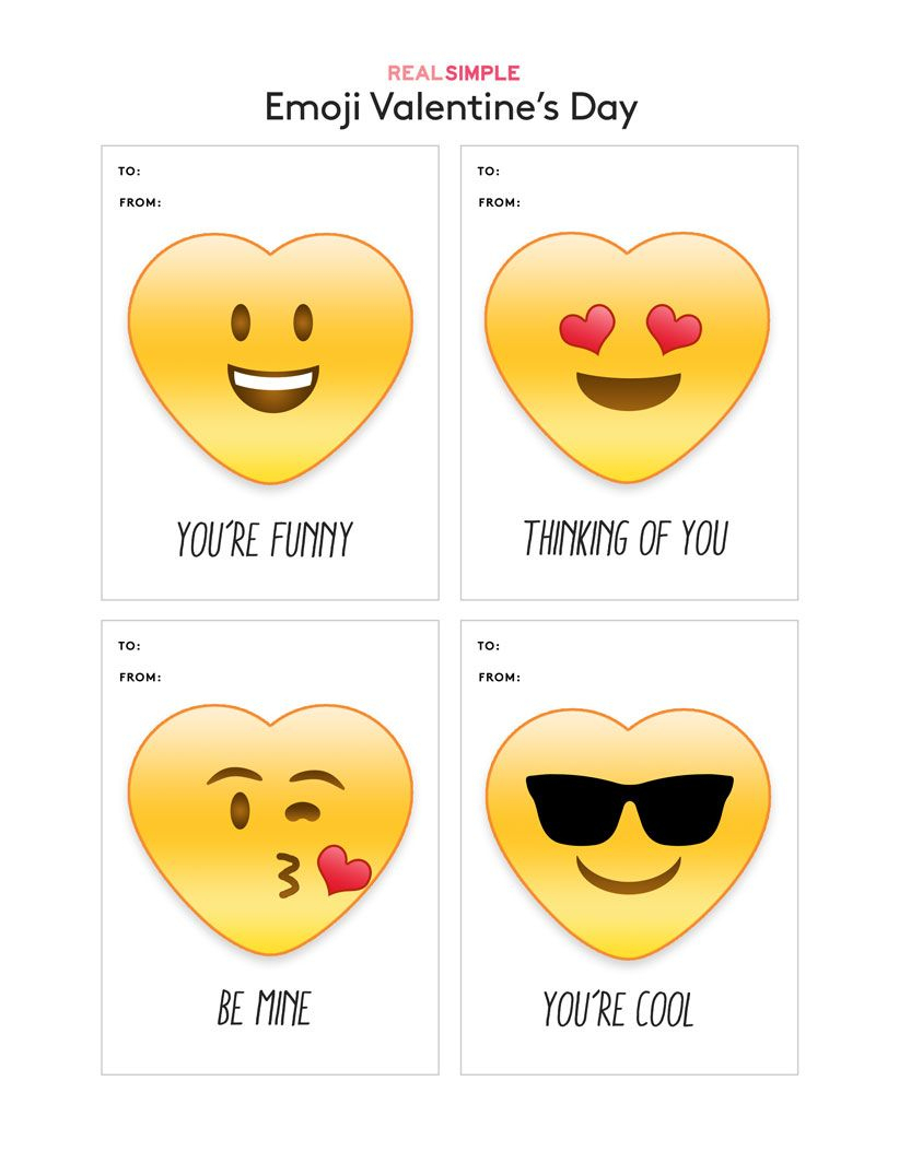 Fun (And Free) Printable Valentine's Day Cards To Download - Free Printable Valentines Day Cards