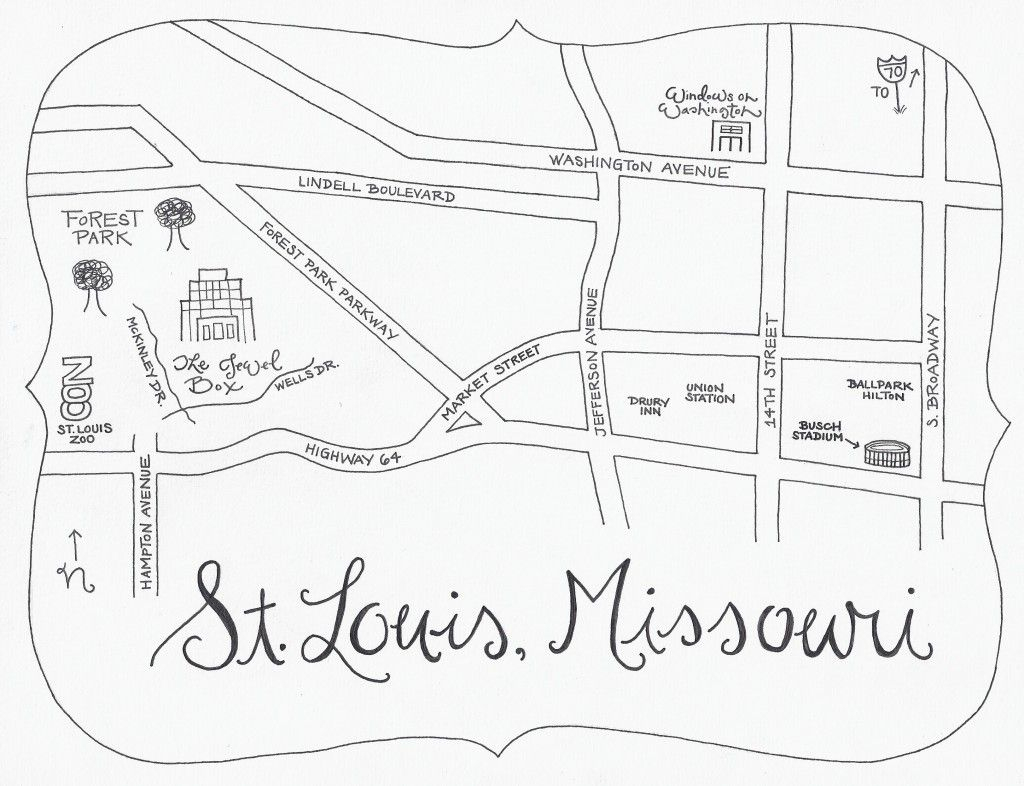 Fun Hand Drawn Map For Wedding Directionsi Like This Idea!   From - Free Printable Wedding Maps