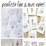 Funny And Cute, Free Printable Cards Perfect For A Love Note – Free Printable Love Cards