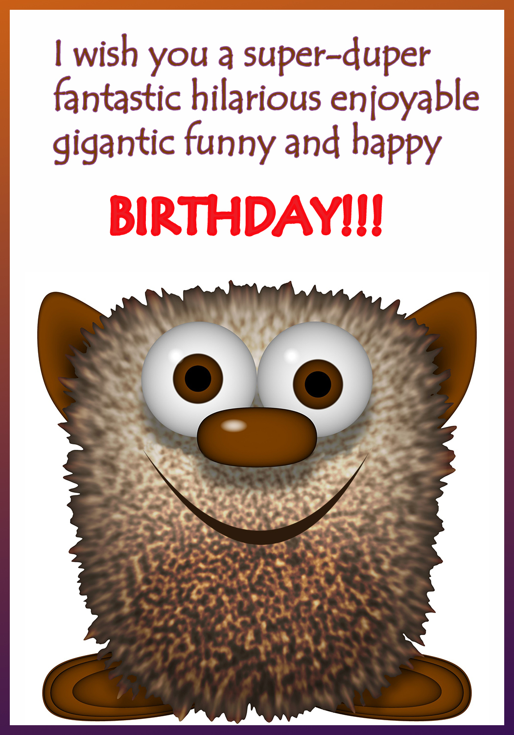 Funny Printable Birthday Cards - Free Printable Funny Birthday Cards For Dad