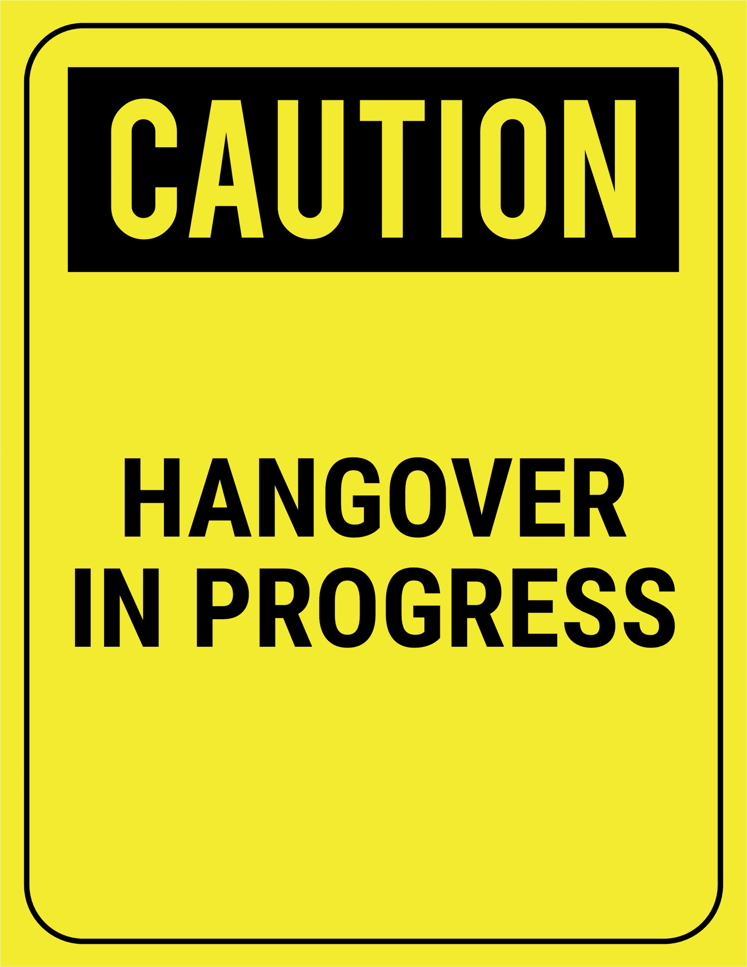 Funny Safety Signs To Download And Print - Free Printable Funny Signs