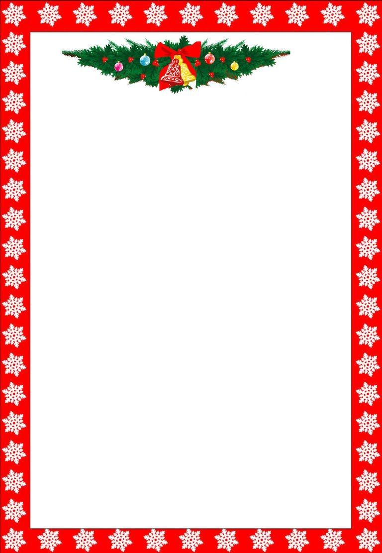 Gallery Of Printable Christmas Borders New 487 Free Christmas - Free Printable Christmas Frames And Borders