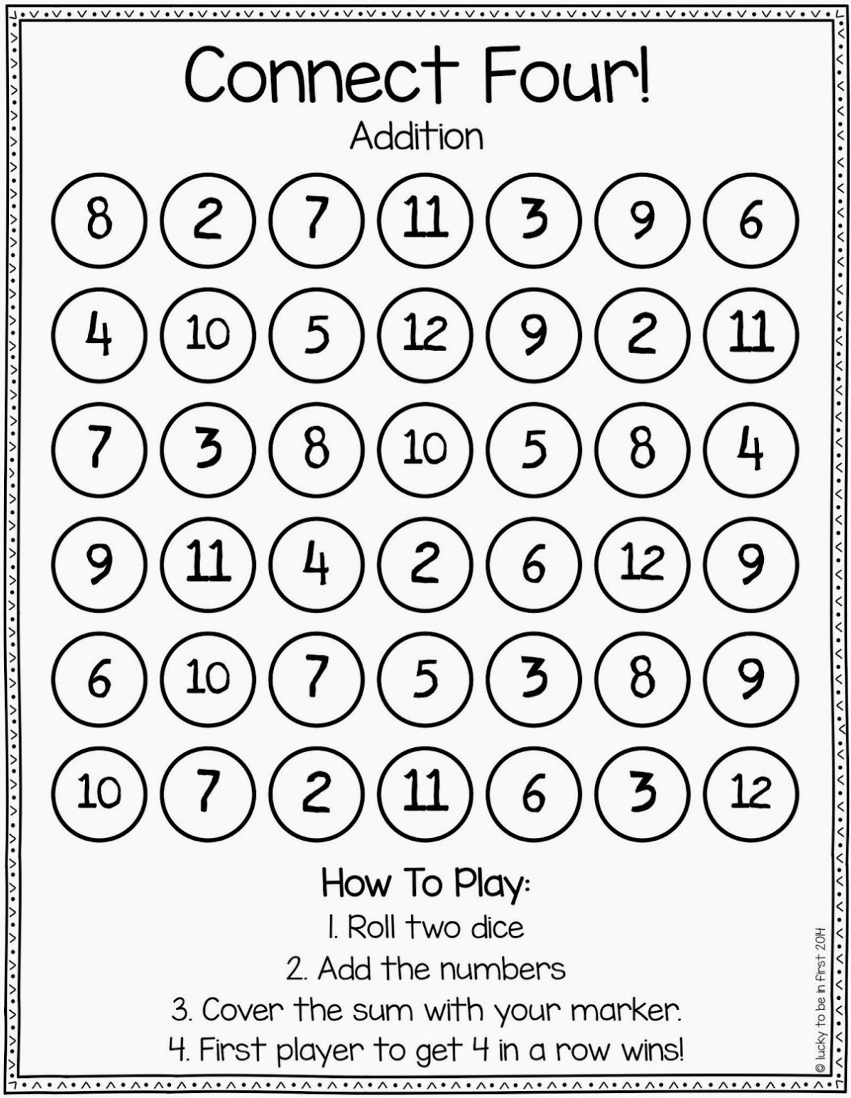 Games To Strengthen Math Skills | Math | Pinterest | Build Math - Roll A Monster Free Printable