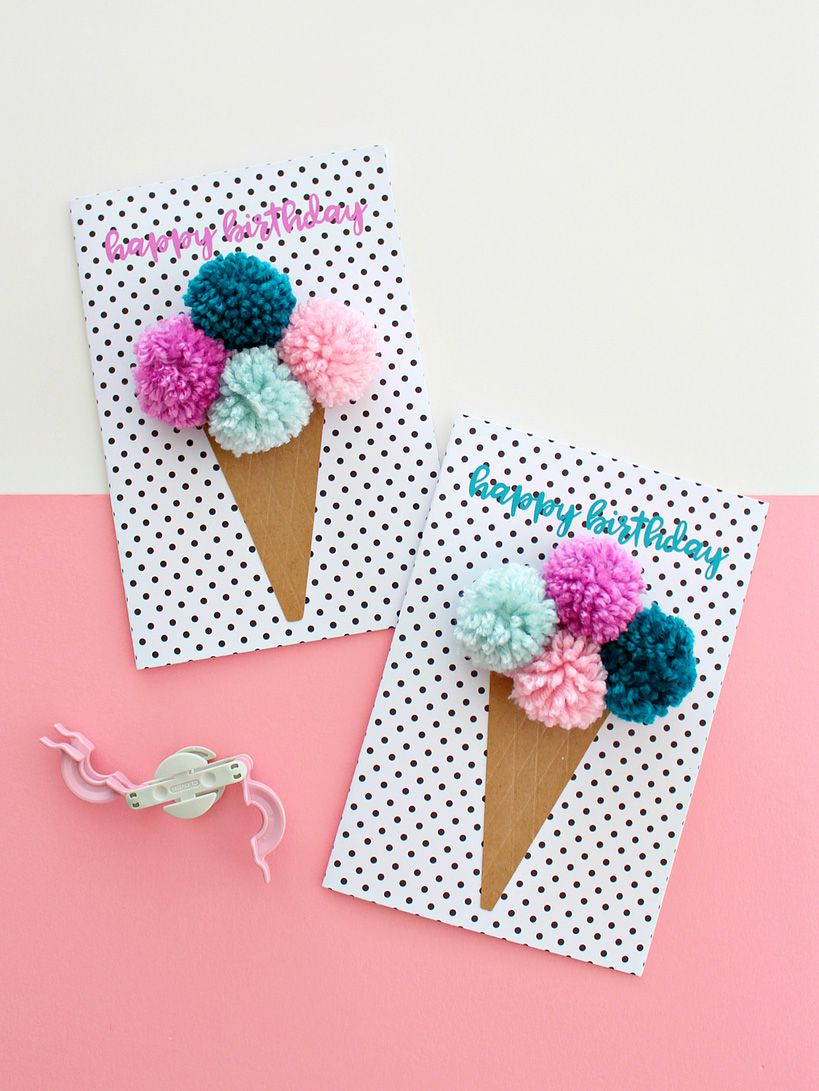 Get Inspiration From 25 Of The Best Diy Birthday Cards - Free Printable Money Cards For Birthdays