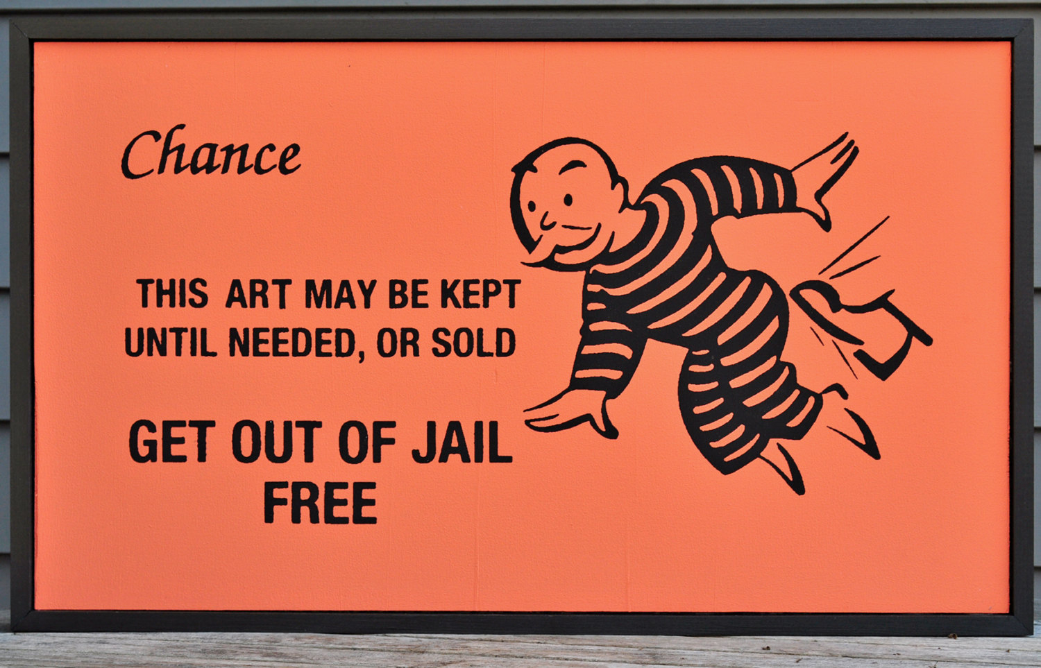Get Out Of Jail Free - Shawn Whatley Md - Get Out Of Jail Free Card Printable