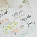 Get Your Free 2018 Printable Planner (With Daily, Weekly & Monthly   Free 2018 Planner Printable