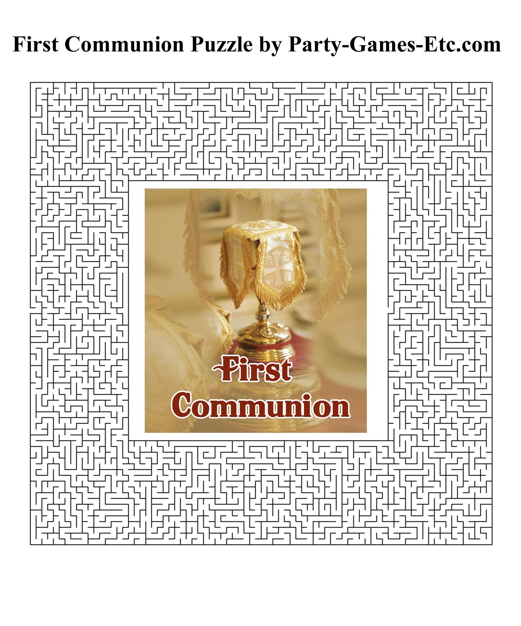 Girls First Communion Free Printables - 3.17.kaartenstemp.nl • - First Holy Communion Cards Printable Free