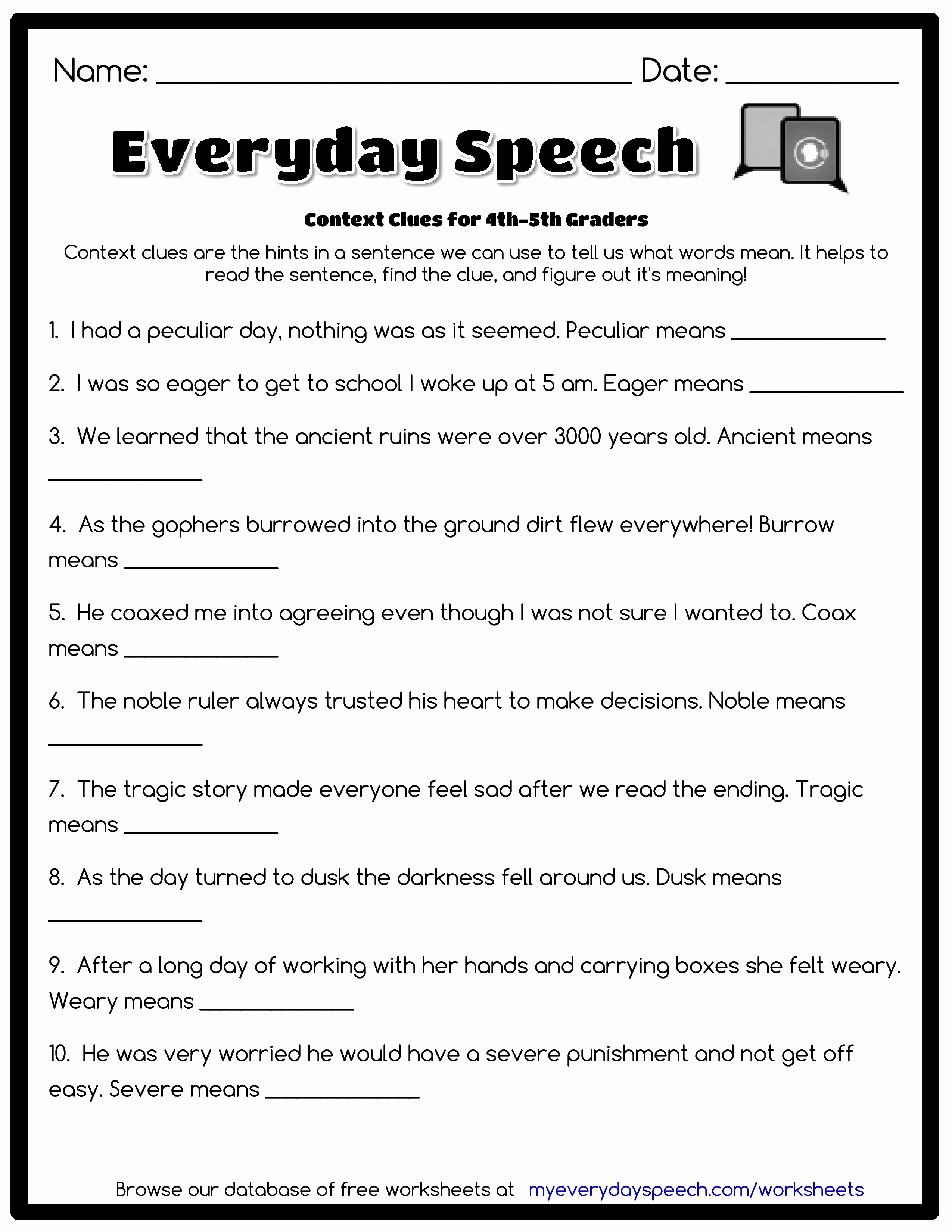 Grammar Worksheets Third Grade To Education - Math Worksheet For Kids - Free Printable Third Grade Grammar Worksheets