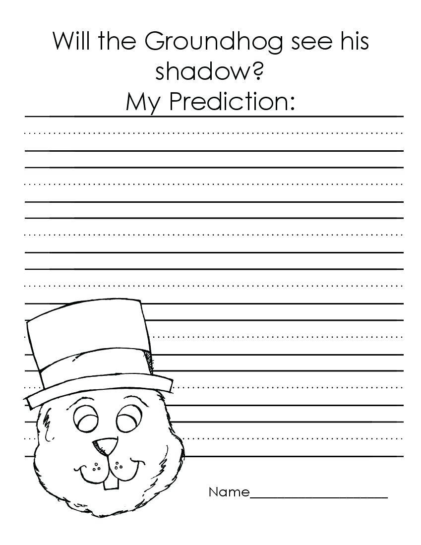 Groundhog Day Worksheets – Confrariadacarne.club - Free Printable Groundhog Day Reading Comprehension Worksheets