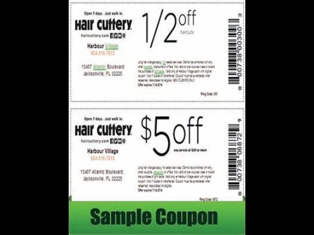 Hair Cuttery Coupons 2018 - La Fitness Membership Deals Discounts - Free Printable Hair Cuttery Coupons