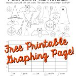 Halloween Graphing Page (Kindergarten, First Grade) | Squarehead   Free Printable Graphs For Kindergarten