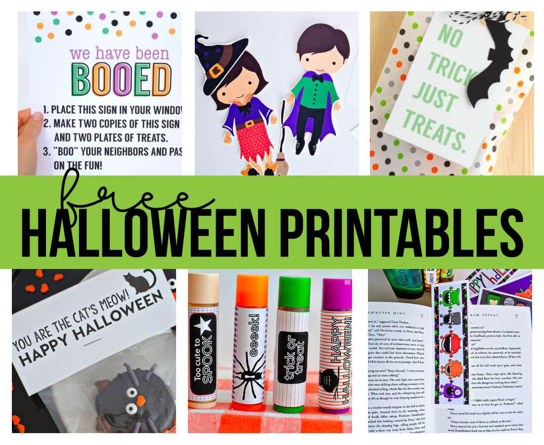 Halloween Printables - Free Printable Halloween Homework Pass