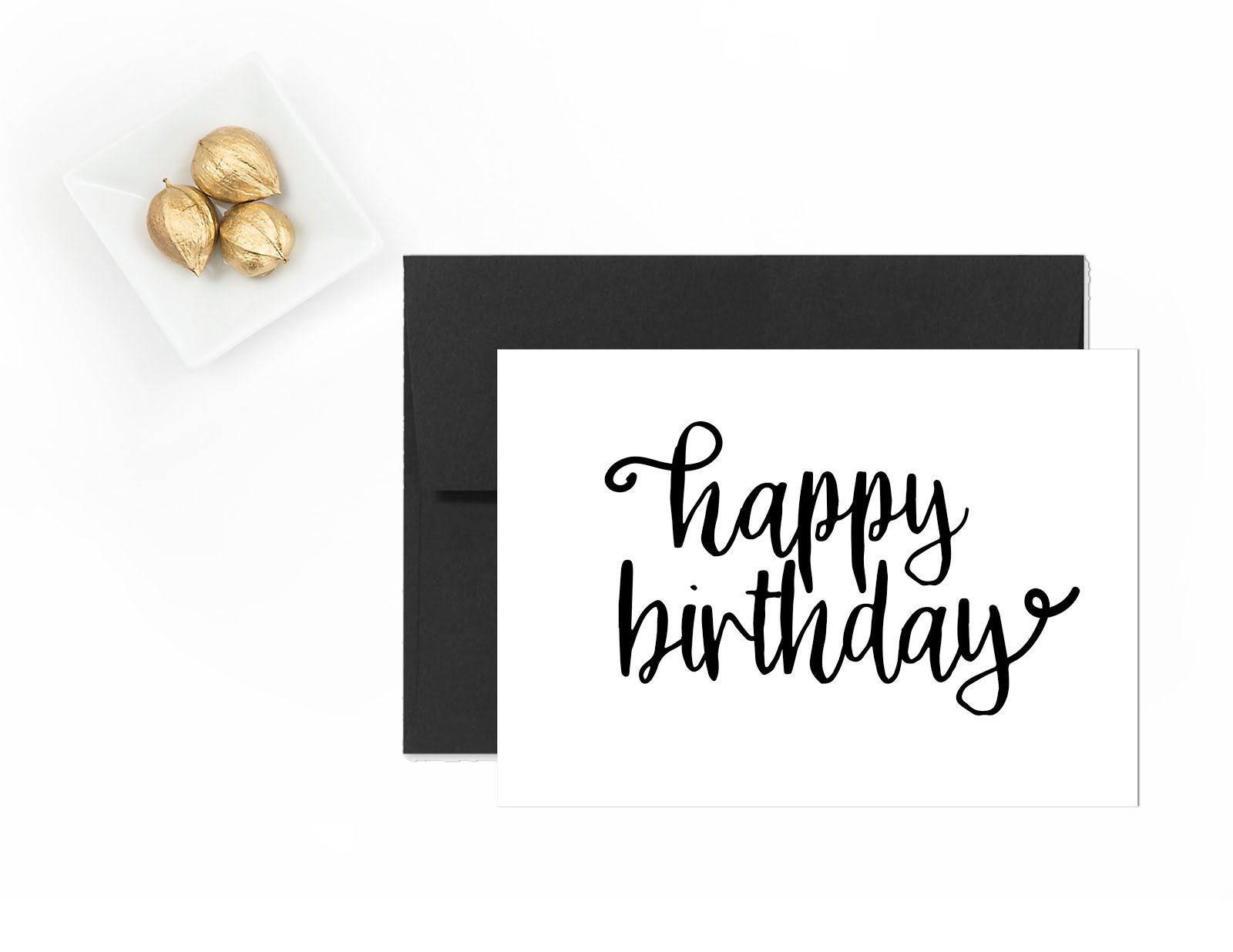 Happy Birthday   Free Printable Greeting Cards - Andree In Wonderland - Free Printable Special Occasion Cards