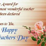 Happy Teachers Day Greeting Cards 2016 {Free Download}   Free Printable Teacher's Day Greeting Cards