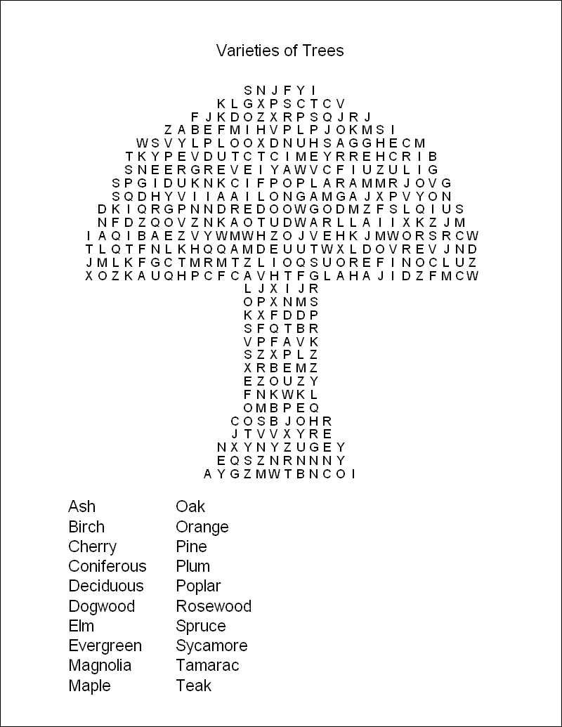 Hard Printable Word Searches For Adults | Free Printable Word Search - Free Printable Puzzles