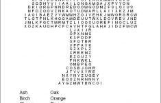 Free Printable Word Games