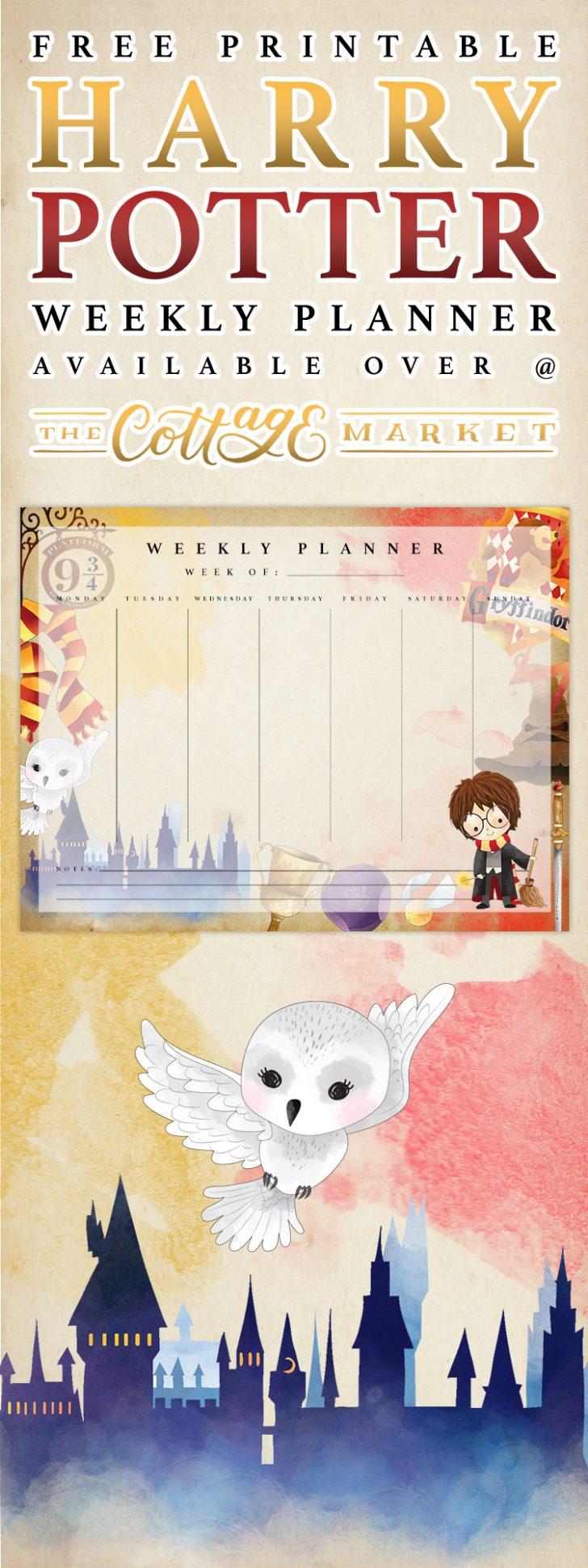 Free Printable Harry Potter Pictures