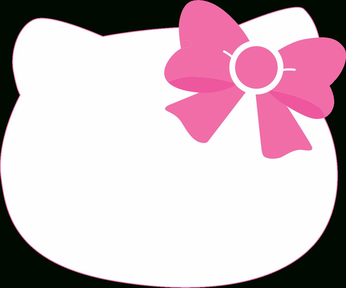 Hello Kitty Free Printable Mini Kit.   Oh My Fiesta! In English - Hello Kitty Labels Printable Free