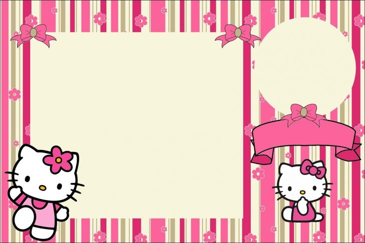 Hello Kitty Birthday Card Printable Free