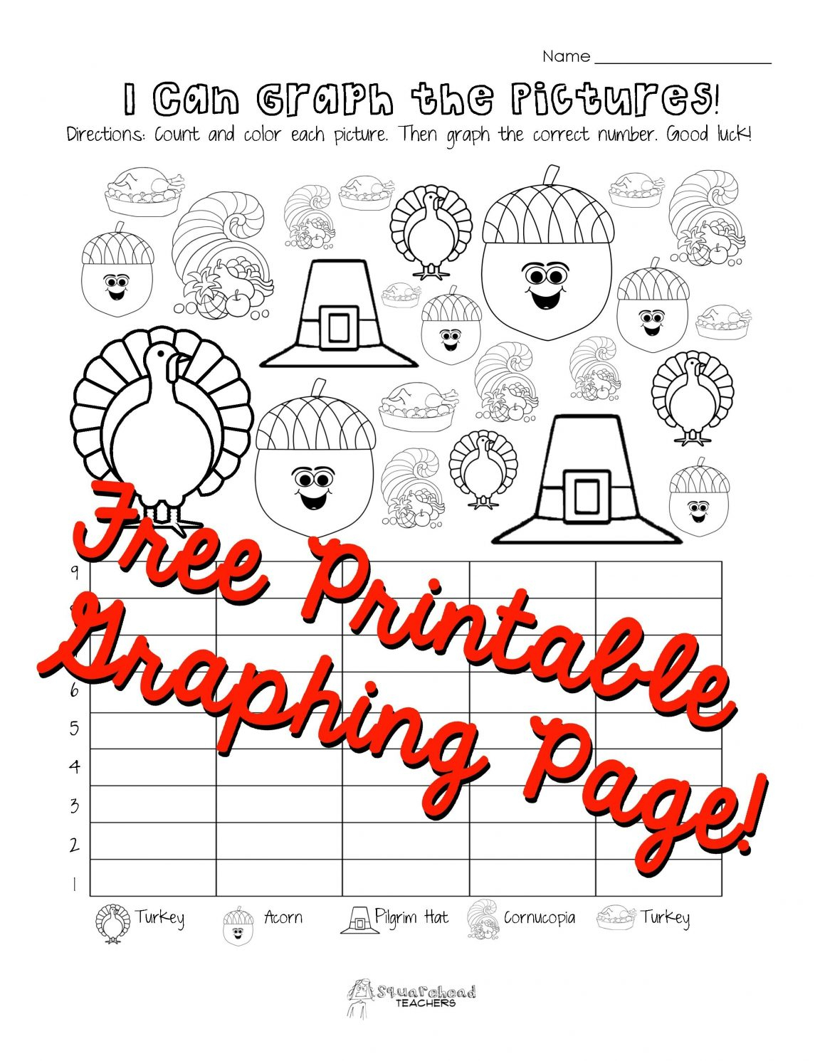 High School Printable Worksheets Math Worksheets Free Printable - Free Printable Thanksgiving Worksheets For Middle School