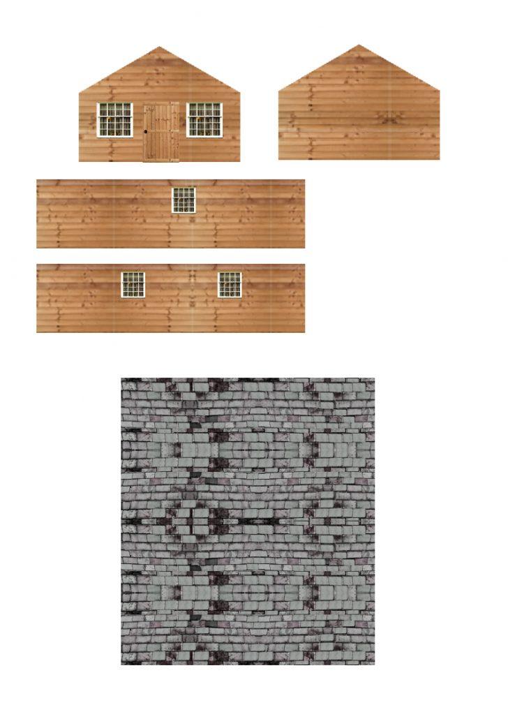 Free Printable Model Railway Buildings