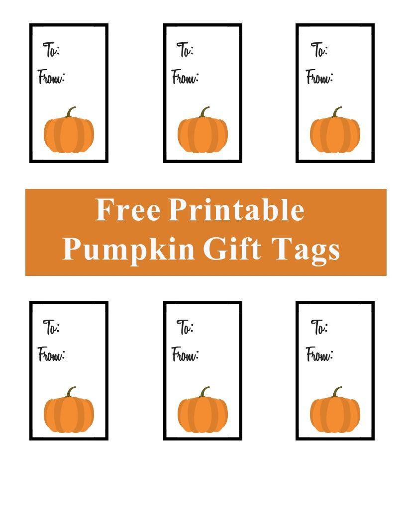 Homemade Pumpkin Butter | Recipe | A Shiplap Fall Printables - Free Printable Pumpkin Gift Tags