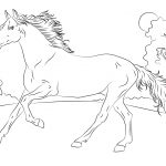 Horses Coloring Pages | Free Coloring Pages   Free Printable Horse Coloring Pages