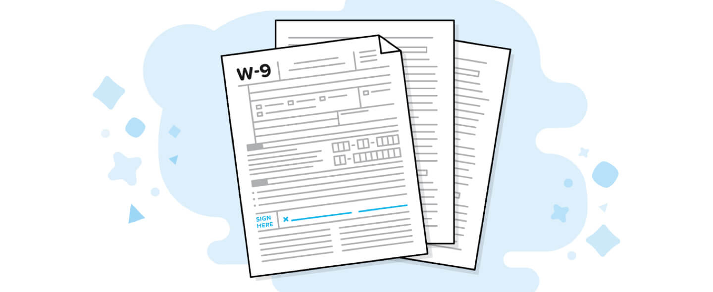 How To Fill Out A W-9 Form Online   Hellosign Blog - Free Printable I 9 Form 2016