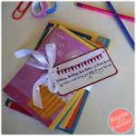 How To Make A Greeting Card Bundle + Printable Gift Tag     Free Hallmark Christmas Cards Printable