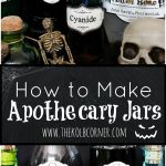 How To Make Apothecary Jars And Free Printable Labels | Domestically – Free Printable Apothecary Jar Labels