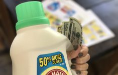 How To Never Pay Full Price For Laundry Detergent - The Krazy Coupon - Free Printable Gain Laundry Detergent Coupons