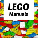 How To Organize Lego Manuals (+ Free Lego Printables!) | Blogger   Free Printable Lego Instructions