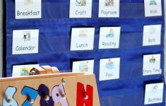How To Schedule A Child's Day With Printable (Free) Cards - Free Printable Schedule Cards For Preschool