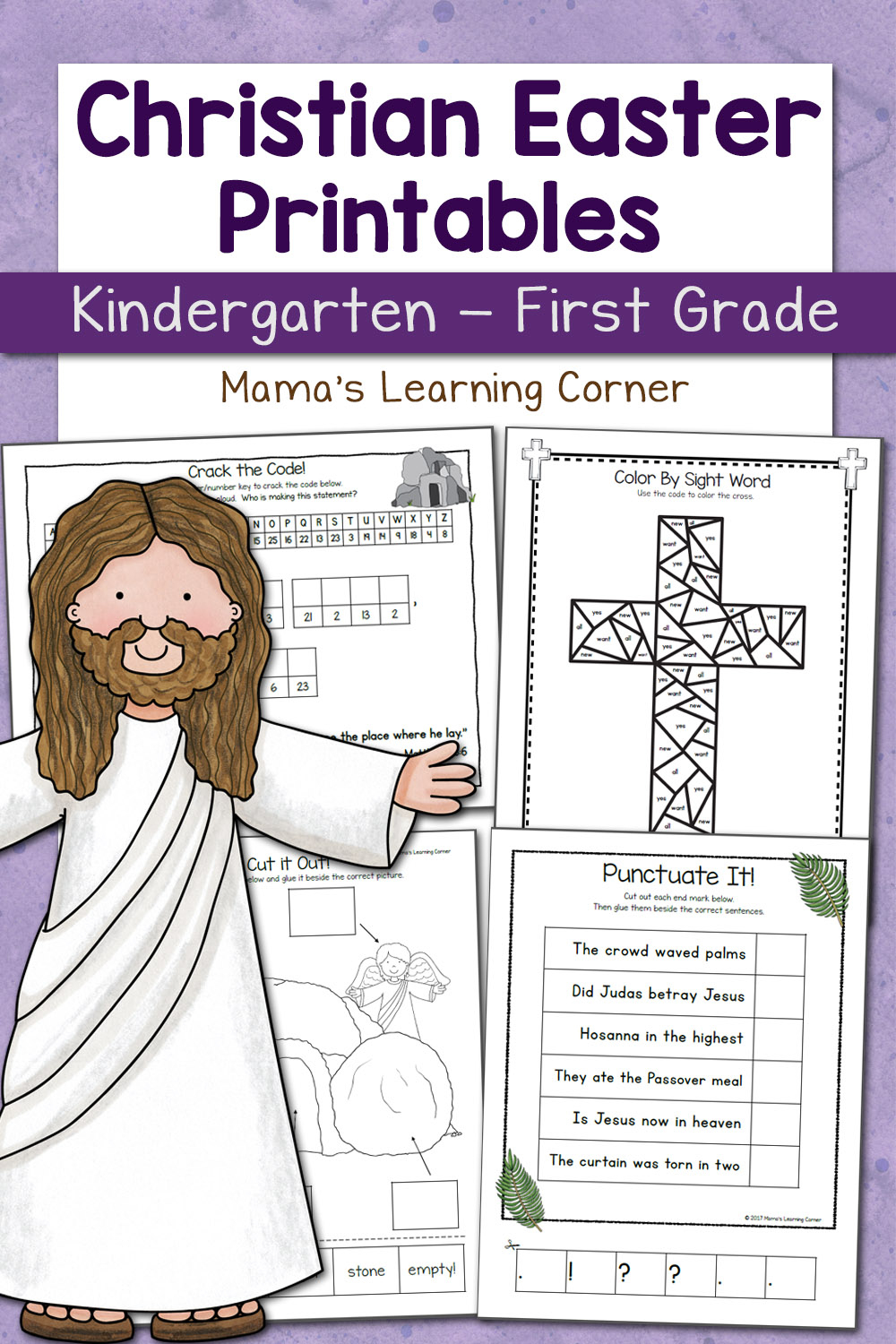 Huge List Of Easter Printables For Preschool To 2Nd Grade! - Mamas - Free Printable Easter Worksheets For 3Rd Grade