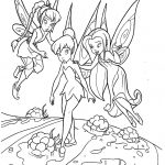Image Result For Free Colouring Pages Disney | A Few Colouring   Tinkerbell Coloring Pages Printable Free