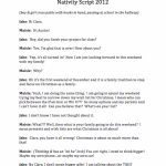 Image Result For Free Printable Play Scripts | Worksheets With   Free Printable Halloween Play Scripts