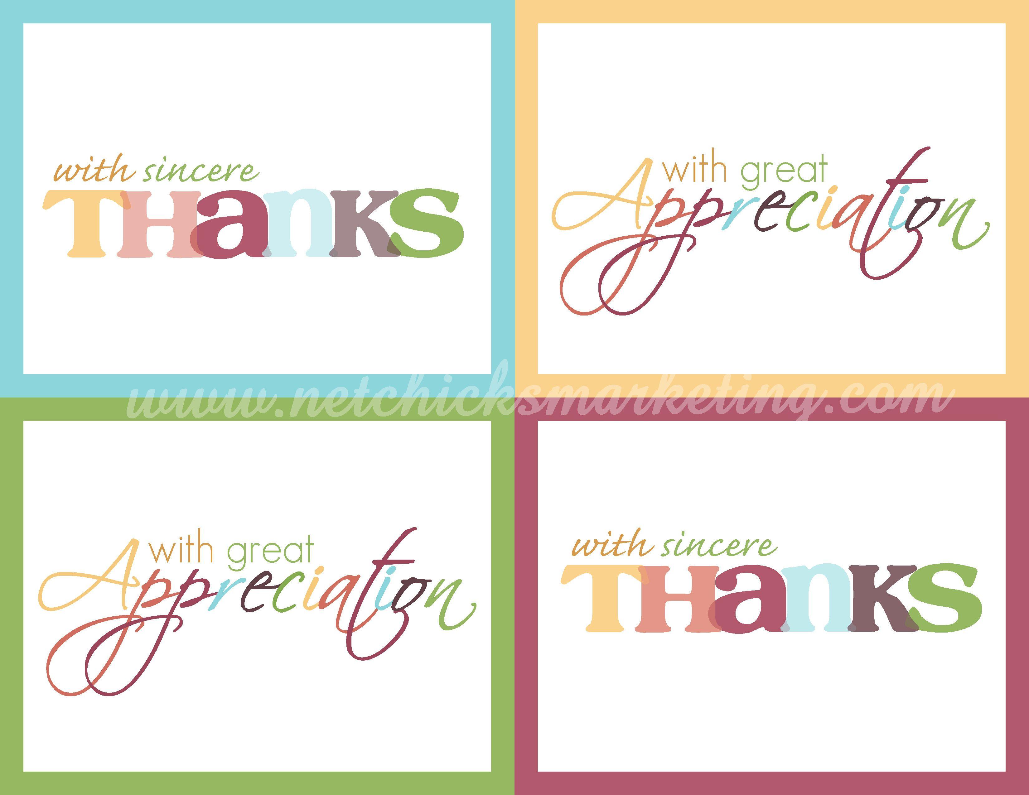 Image Result For Postcards Free Printable   Cards   Printable Thank - Free Printable Thank You Cards