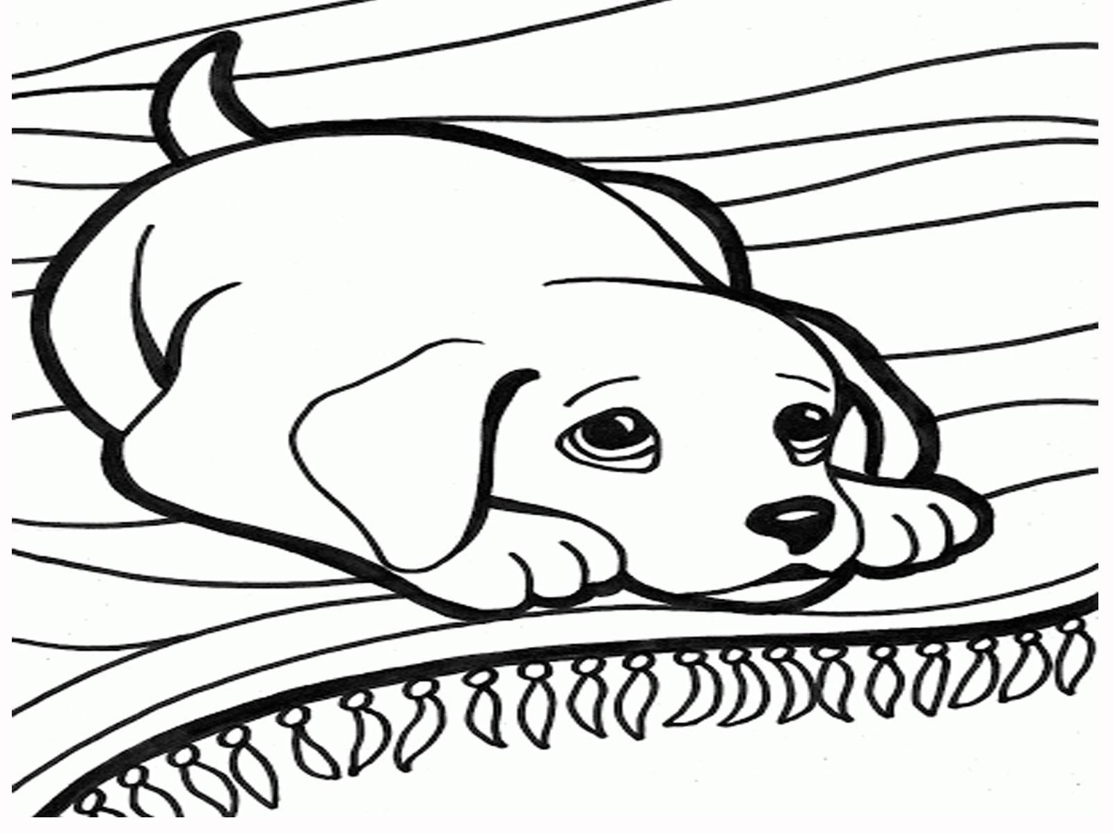 Impressive Dog Colouring In Wonderful Free Coloring Pages Of Dogs - Colouring Pages Dogs Free Printable