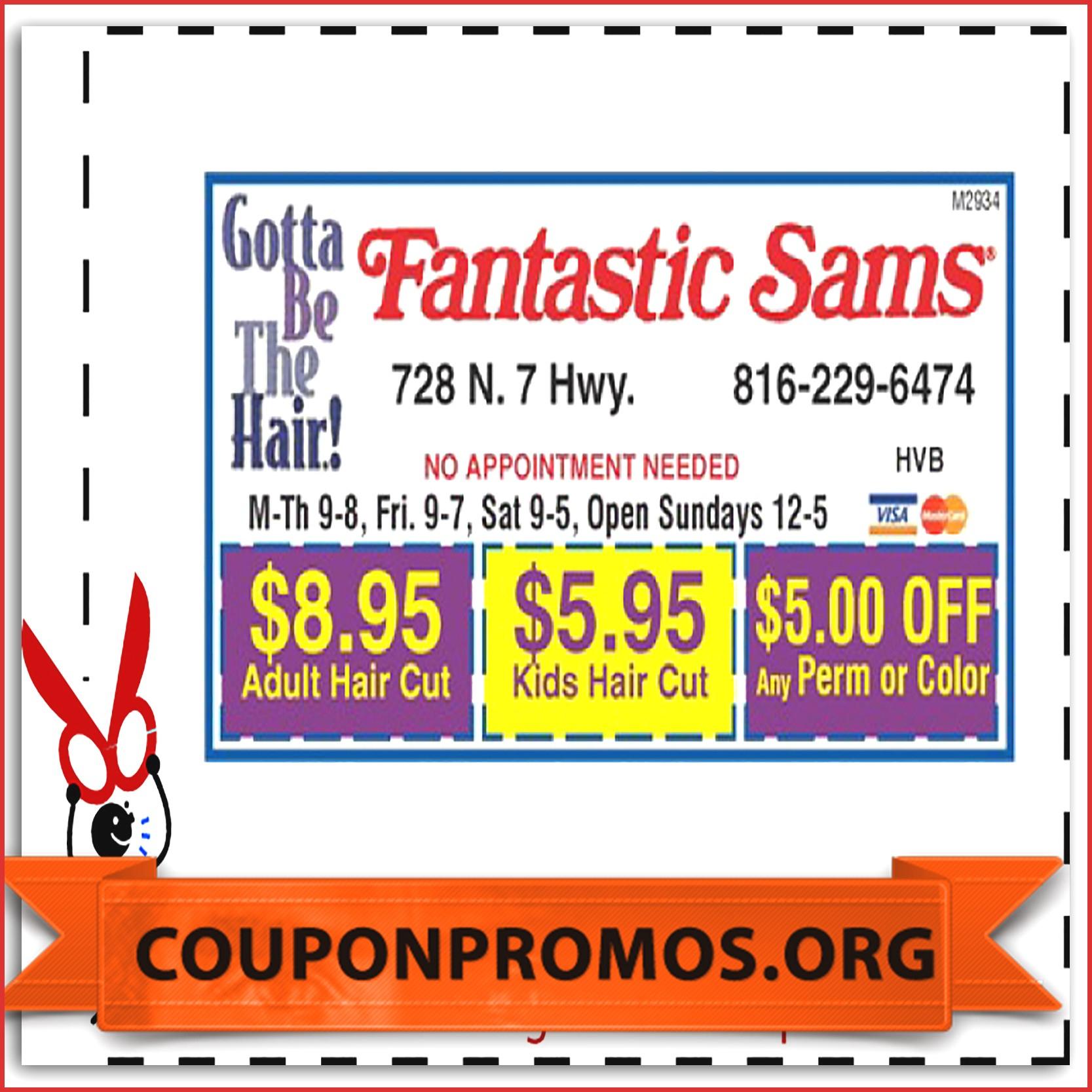 Inspirational Coupon Printable   Resume Pdf - Free Printable Coupons For Fantastic Sams