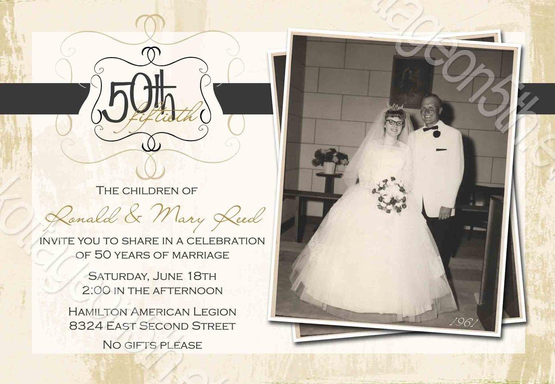 Invitations | 35Th | Anniversary Party Invitations, 60 Wedding - Free Printable 60Th Wedding Anniversary Invitations