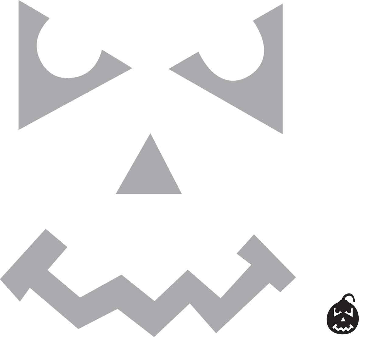Jack O Lantern Faces For Pumpkin Carving | Skip To My Lou - Jack O Lantern Templates Printable Free